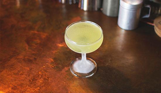 The Wake Cocktail - Sun Tavern Bethnal Green