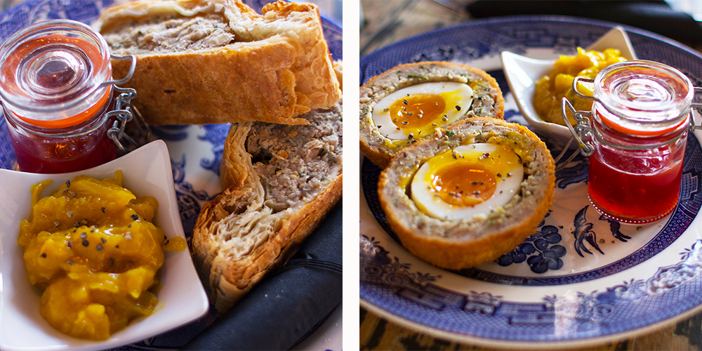 TheSunTavern-Sausage Roll & Scotch Egg-cocktail-bar-london-crop-01