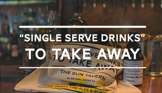 The Sun Tavern - Single Serve