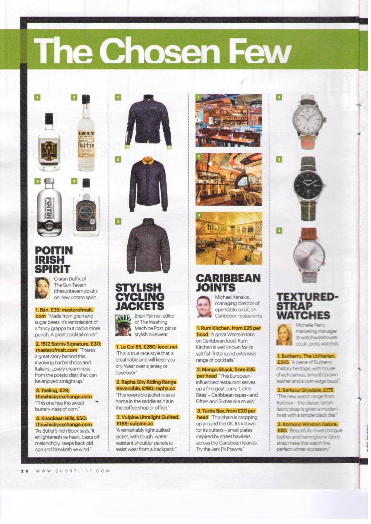 TheSunTavern-Ciaran-poitin-in-London-Shortlist Magazine