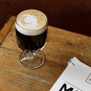 Irish Whiskey & Coffee