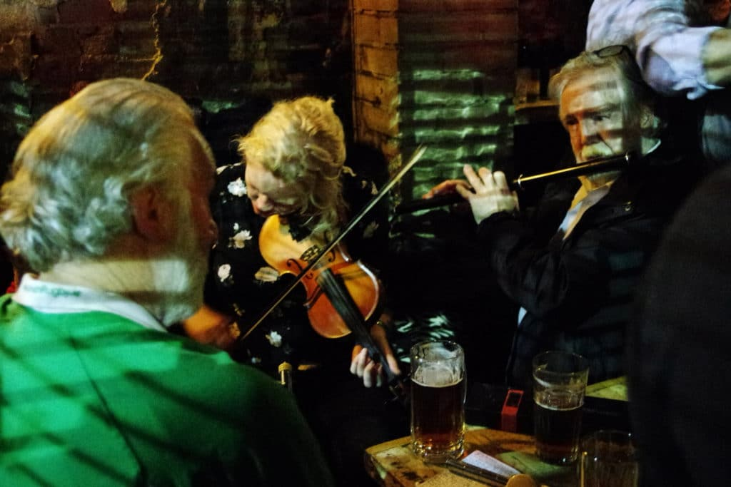 St Patrick's Day 2017 St Paddy's Day 2017 at The Sun Tavern Bethnal Green London