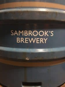Sambrook's Brewery-takeover tuesday-thesuntavern-bethnalgreen-03