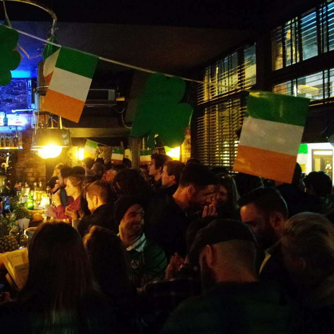 REVIEW: PADDY'S DAY 2016